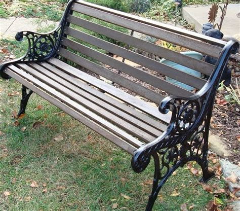 How To Restore Outdoor Bench