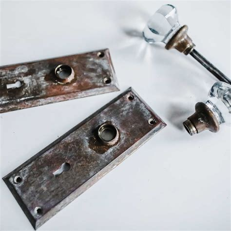 How To Restore Solid Brass Hardware