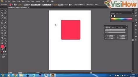 How To Round Corners In Illustrator Cs6