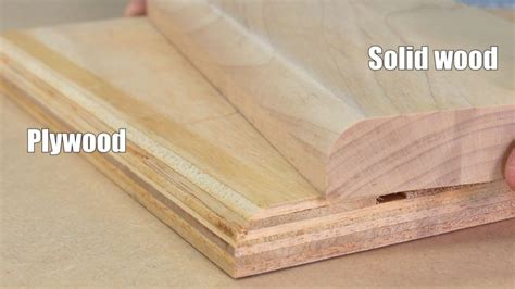 How To Route Plywood Edge