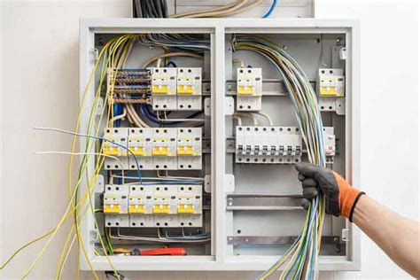 How To Run Wire From Meter To Breaker Box