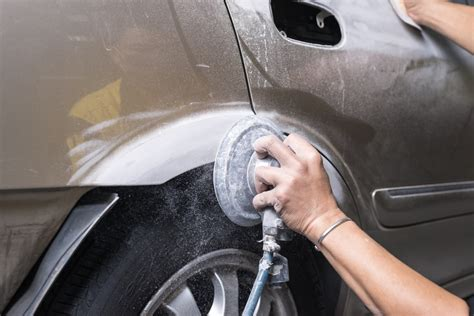 How To Sand A Car Prior To Painting