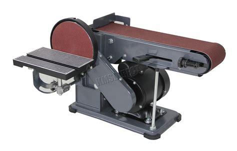 How To Sand A Table With A Belt Sander