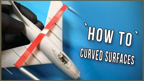 How To Sand Curved Surfaces