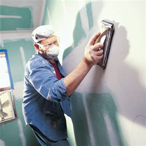 How To Sand Drywall Without Sandpaper
