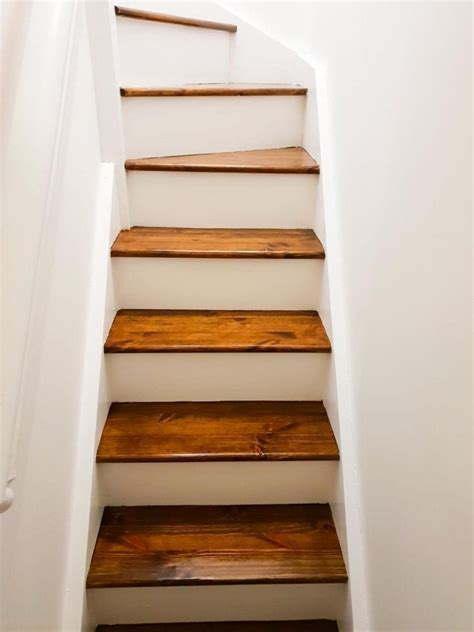 How To Sand Stained Wood Stairs