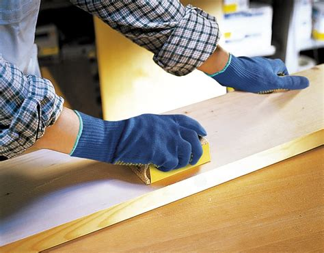 How To Sand Wood Faster By Hand