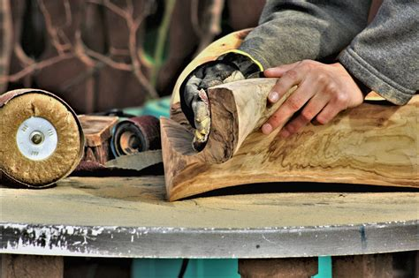 How To Sand Wood With A Sander To Remove
