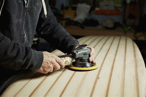 How To Sand Wood With Hand Sander