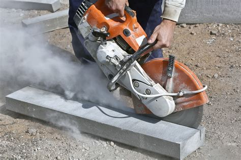 How To Saw Cut Concrete