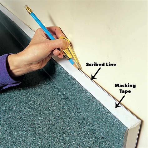 How To Scribe Wood Countertops