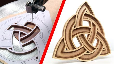 How To Scroll Saw Patterns Youtube