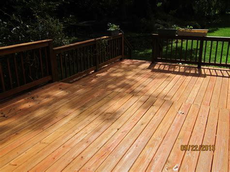 How To Seal Cedar Deck Boards