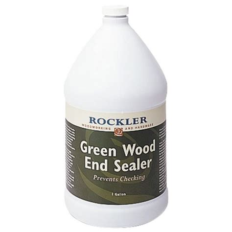 How To Seal Ends Of Green Wood