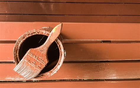 How To Seal Painted Wood To Keep It Outside