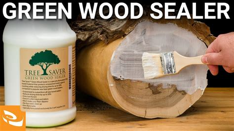 How To Seal Wood Logs
