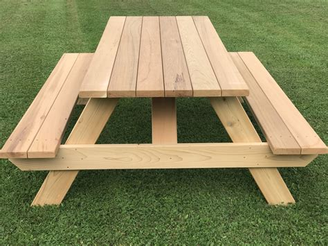 How To Seal Wood Picnic Table