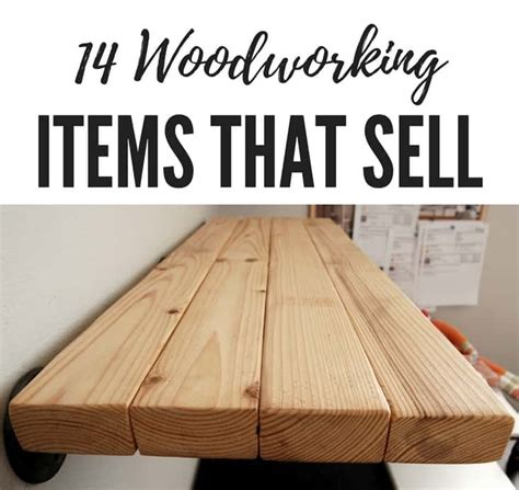 How To Sell Custom Small Woodworking Projects