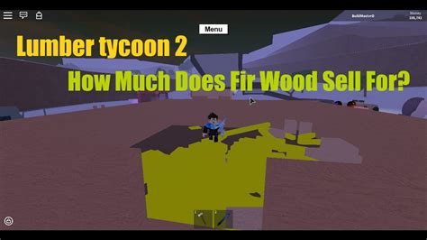 How To Sell Wood In Lumber Tycoon