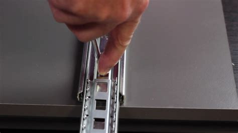 How To Separate Friction Fit Drawer Slides