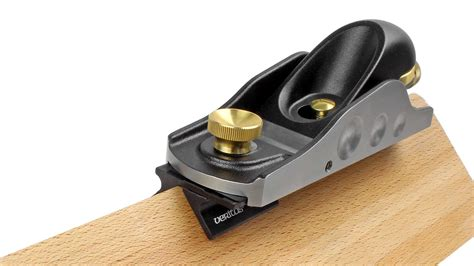 How To Set A Block Plane