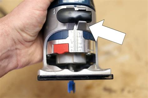 How To Set A Router Bit Depth