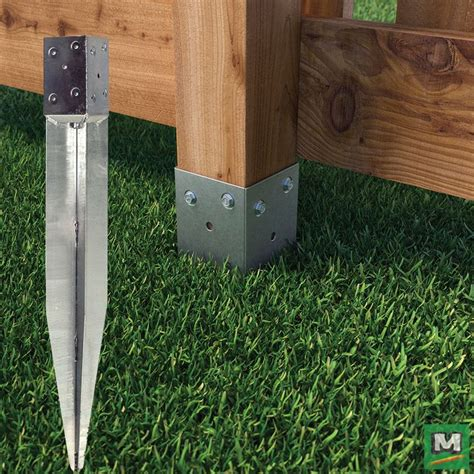 How To Set Fence Posts In Rocky Ground