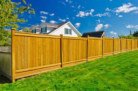 How To Set Fence Posts On Uneven Ground