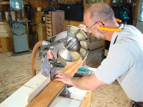 How To Set Up A Mitre Saw