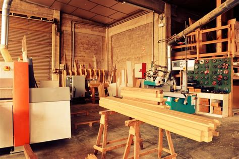 How To Set Up A Small Woodworking Shop