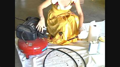 How To Set Up An Airbrush For Beginners