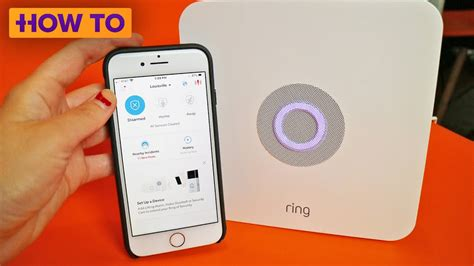 How To Set Up Ring Security System