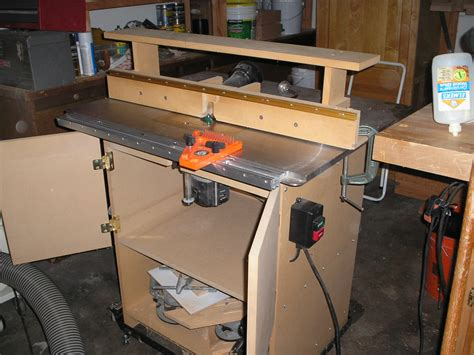 How To Setup Router Table