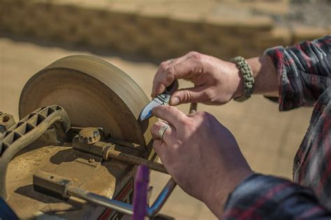 How To Sharpen A Blade With A Whetstone