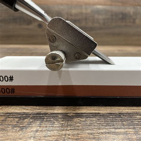 How To Sharpen A Chisel Edge Knife Store