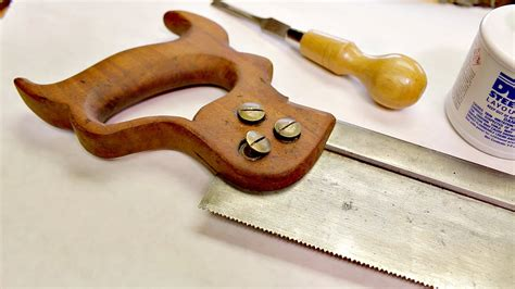 How To Sharpen A Hand Saw Youtube