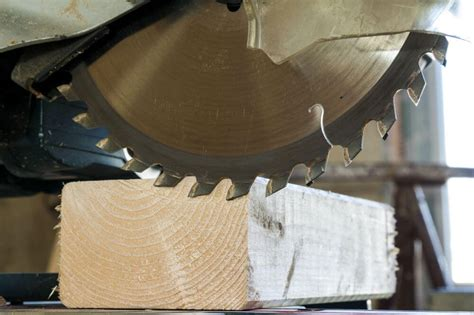 How To Sharpen A Table Saw Blade By Hand