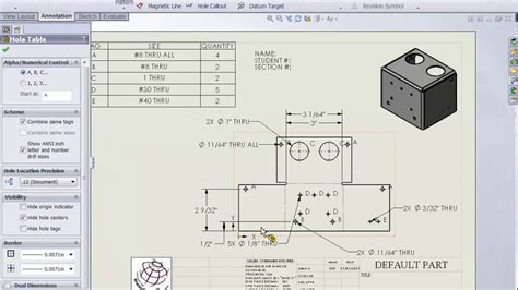 How To Sheet Metal Drawing Solidworks