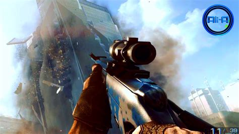 How To Snipe In Bf4