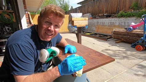 How To Spray Lacquer With A Hvlp