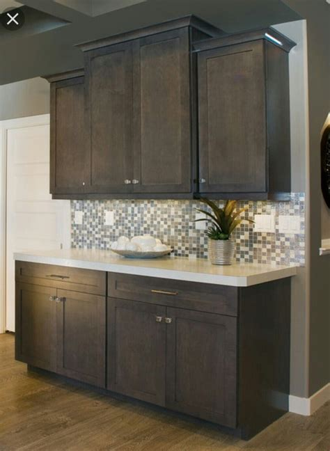 How To Spray Stain Kitchen Cabinets
