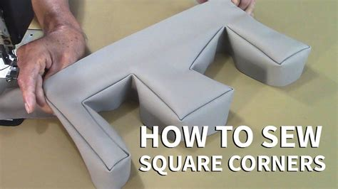How To Square Corners Military