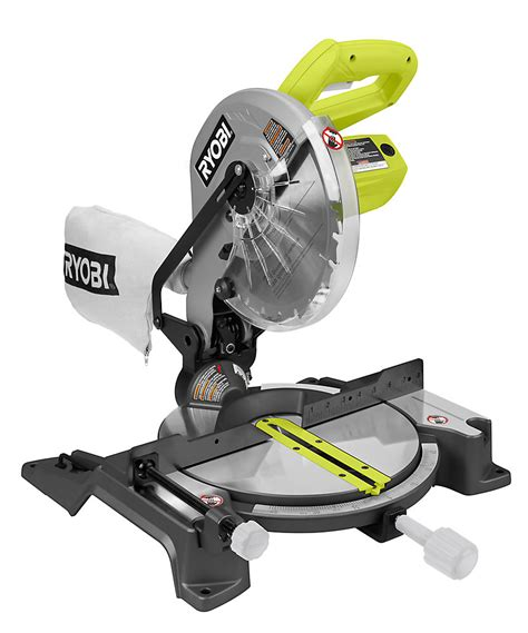 How To Square Up A Ryobi Miter Saw