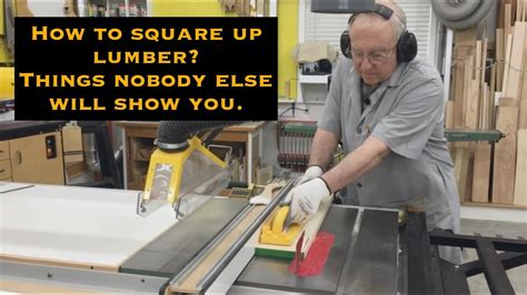 How To Square Up Plywood