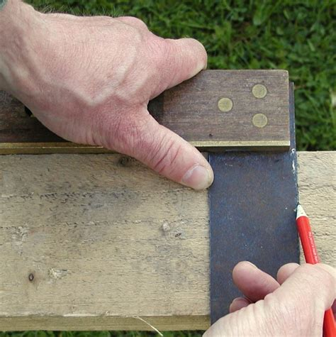 How To Square Wood By Hand