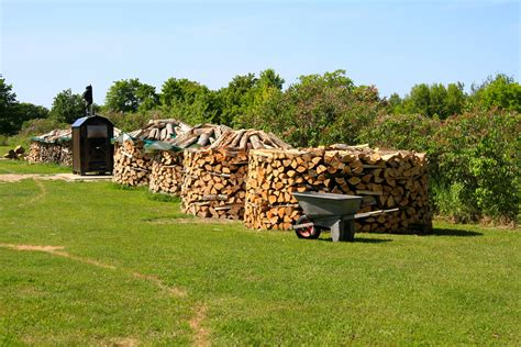 How To Stack Firewood Outdoorsman