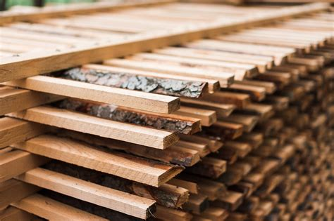 How To Stack Lumber For Drying