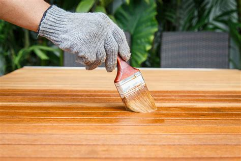 How To Stain A Dark Wood Lighter
