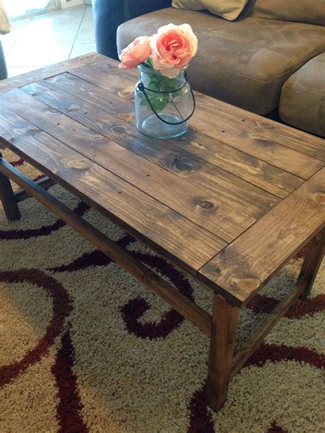 How To Stain A Pine Table Black