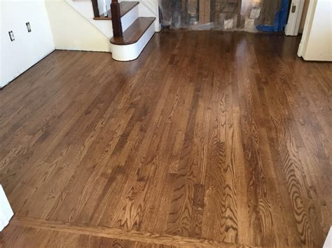 How To Stain And Finish White Oak